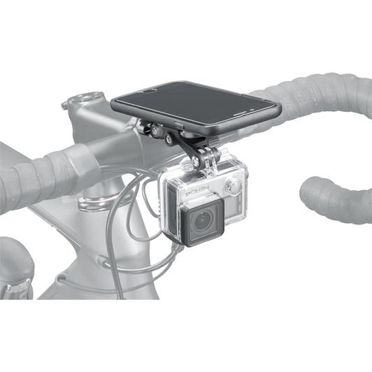 Topeak Ridecase Mount RX + Camera Mount