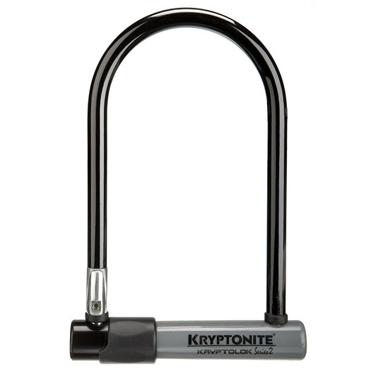 Kryptonite KryptoLok Series 2 ATB Wide U-lock With + FlexFrame Bracket