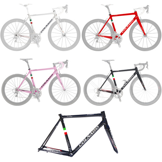 Colnago C60 Italia Dual Routed Frameset (High Geometry)