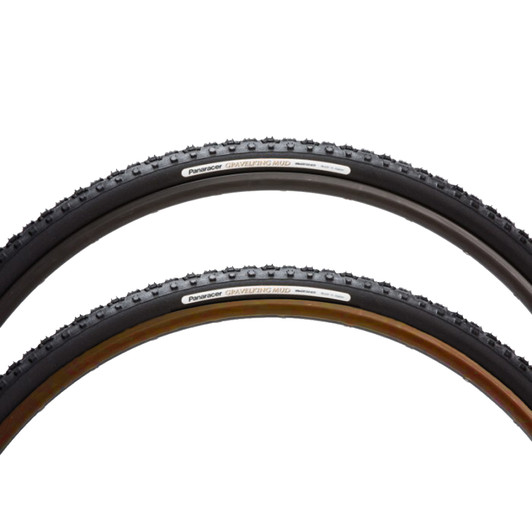 Panaracer Gravel King Mud Clincher (Tubeless Compatible) Tyre