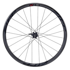 Zipp 202 Firecrest Carbon Clincher Disc Brake Rear Wheel Black Decal 2017