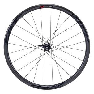 Zipp 202 Firecrest Carbon Clincher Disc Brake Rear Wheel Black Decal 2019