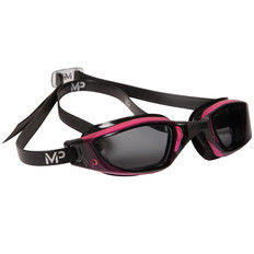 Aqua Sphere Michael Phelps Xceed Womens Goggles with Smoked Lens