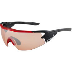 Bolle Aeromax Sunglasses with Modulator Rose Gun Lens