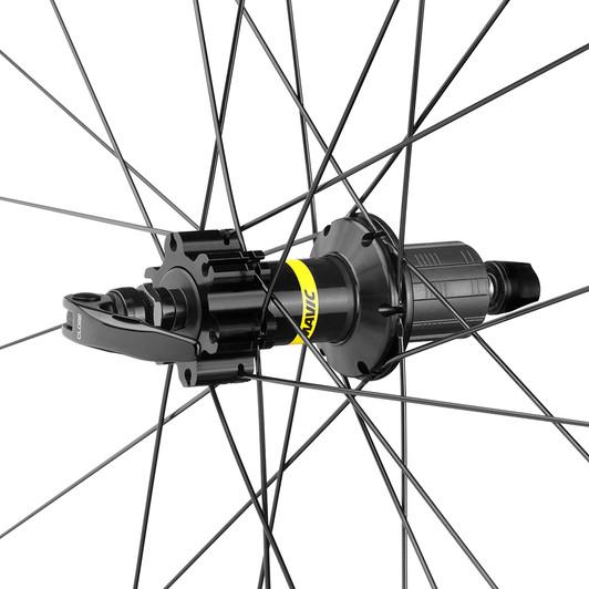 Mavic Aksium Disc Centre Lock Rear Wheel 2017