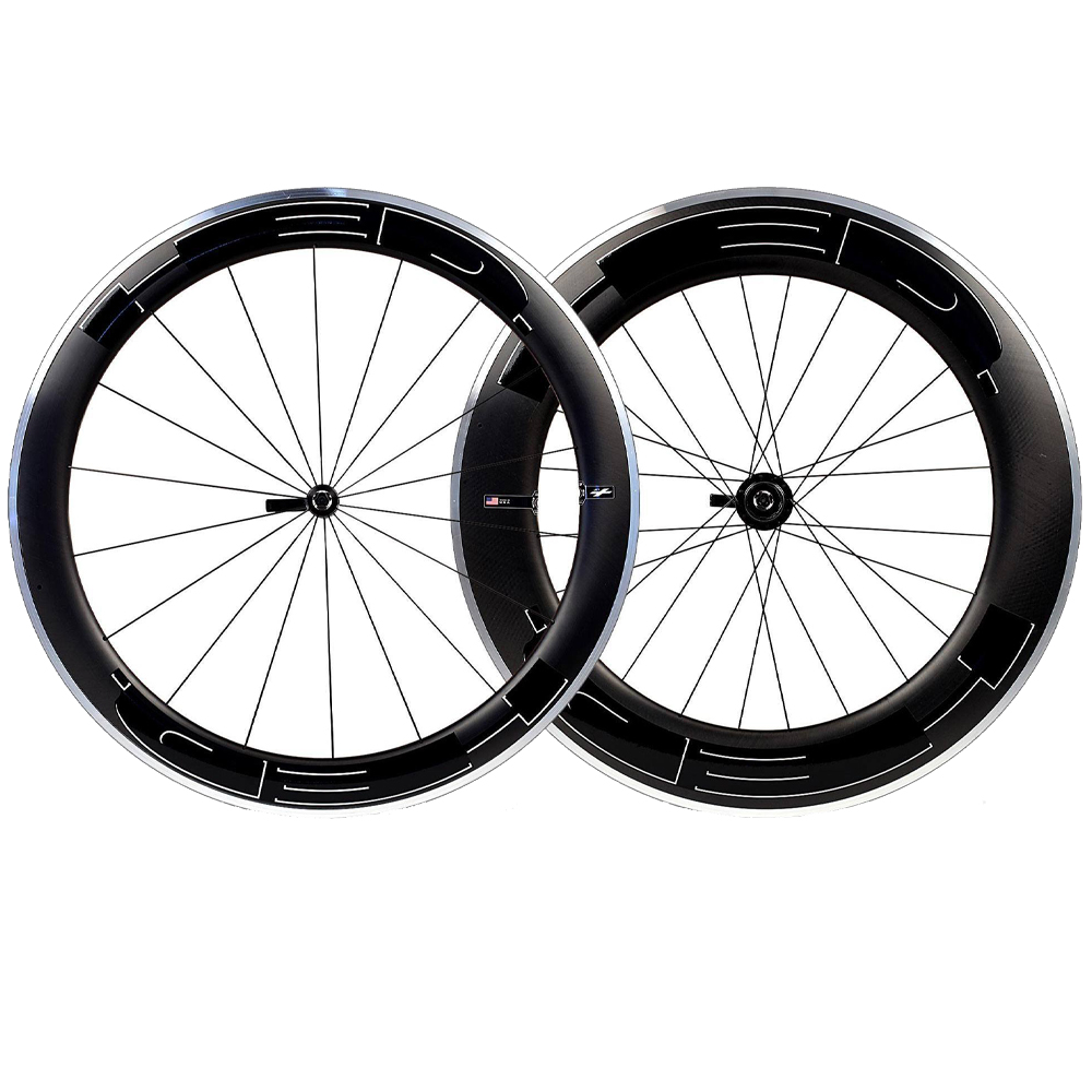 HED Jet Plus 6/9+ Clincher Wheelset
