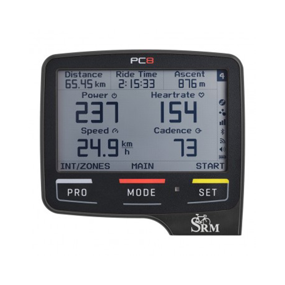 SRM PowerControl 8 GPS Cycle Computer