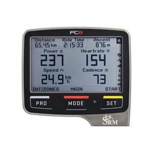 SRM PowerControl 8 GPS Cycle Computer