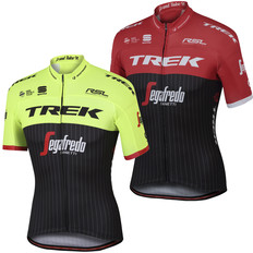 Sportful Trek-Segafredo BodyFit Pro Team Short Sleeve Jersey