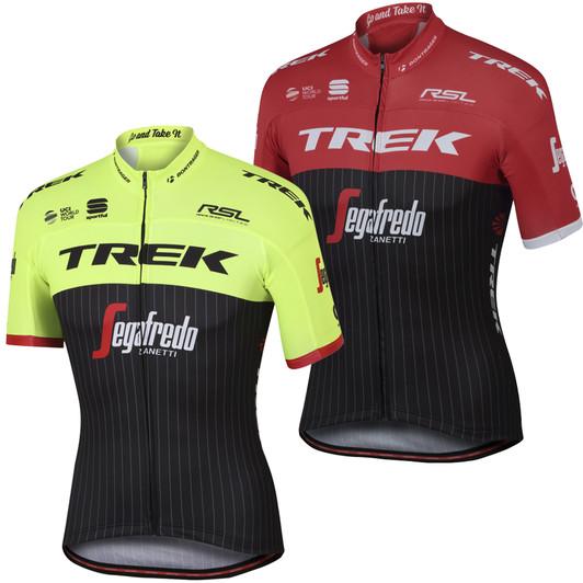 836b6b0c3 Sportful Trek-Segafredo BodyFit Pro Team Short Sleeve Jersey
