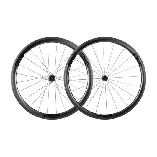 ENVE SES 3.4 G2 Carbon Clincher Rear Wheel - Campag Freehub