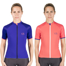 Queen of the Mountains Izoard Race Short Sleeve Womens Jersey