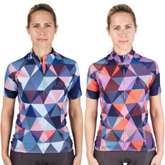 Queen of the Mountains Izoard Classic Short Sleeve Womens Jersey