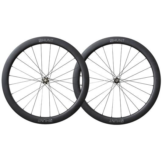 Hunt 50Carbon Aero Disc Carbon Clincher Wheelset