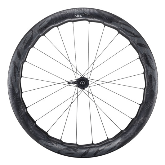 Zipp 454 NSW Carbon Clincher Disc Front Wheel