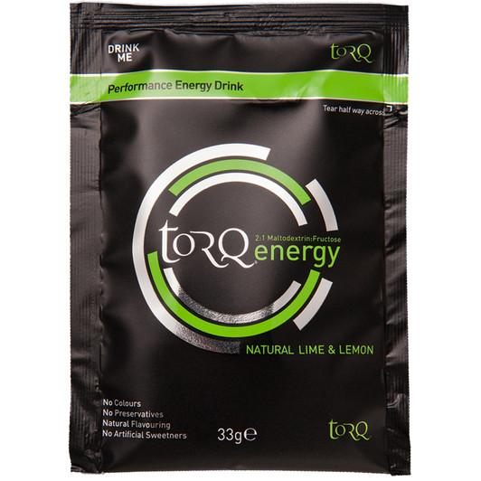 Torq Energy Drink Single Serve Sachet Box Of 20x33g