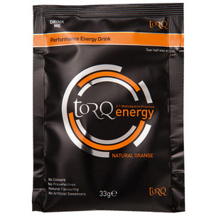 Torq Energy Drink Single Serve Sachet Box Of 20x33g