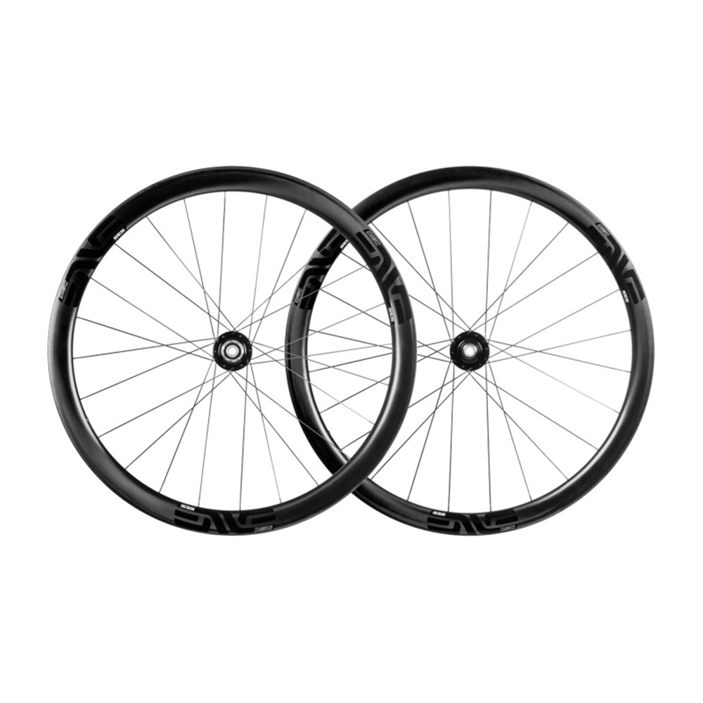 ENVE SES 3.4 Thru Axle Centre Lock Disc Clincher Wheelset Chris King Hubs
