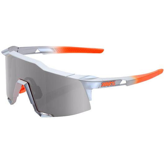 100% SpeedCraft Sunglasses With Smoke Lens