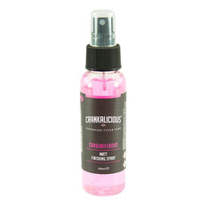 Crankalicious Carboniferous 100ml Matt Finishing Spray