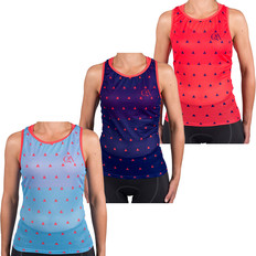 Queen of the Mountains Izoard Mesh Sleeveless Womens Baselayer