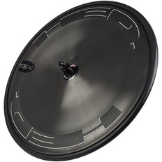 HED Jet Black Stallion Clincher Disc Wheel