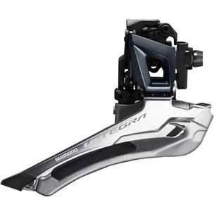 Shimano Ultegra R8000 Double 11-Speed Front Derailleur, Braze-On