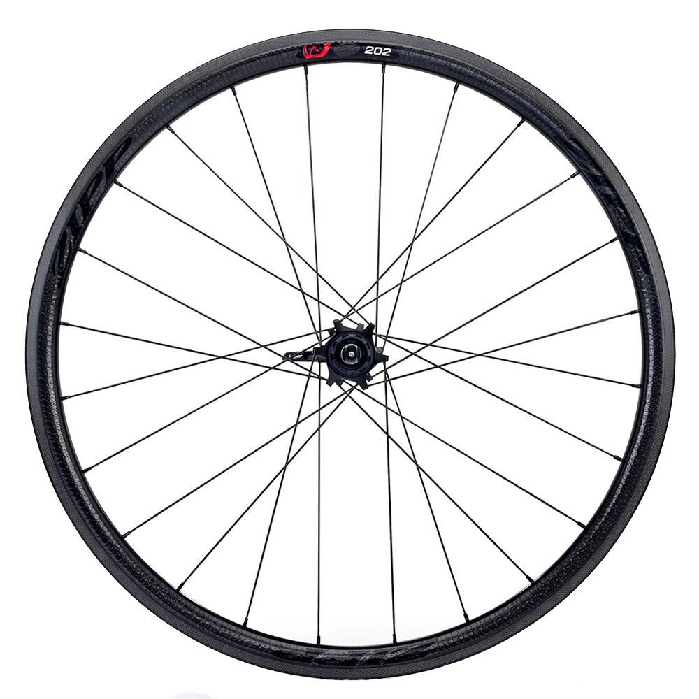 Zipp 202 Firecrest Carbon Clincher Rear Wheel 24 Spoke 2019