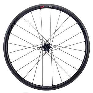 Zipp 202 Firecrest Carbon Clincher Rear Wheel 24 Spoke 2019