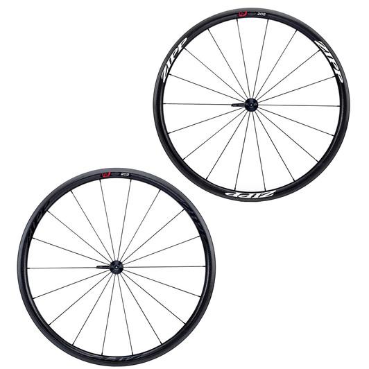 Zipp 202 Firecrest Carbon Clincher Front Wheel 2017