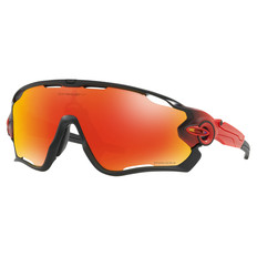 Oakley Jawbreaker Sunglasses with Prizm Ruby Lens
