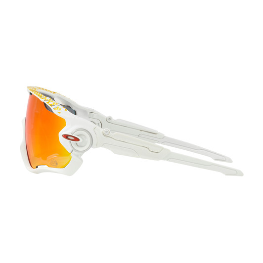 Oakley Jawbreaker TDF Edition Sunglasses With Prizm Road Lens