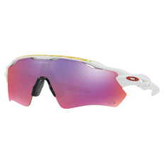 Oakley TDF Edition Radar EV Path Sunglasses with Prizm Road Lens