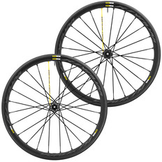 Mavic Ksyrium Pro Disc 12mm 6 Bolt Clincher Wheelset 2017