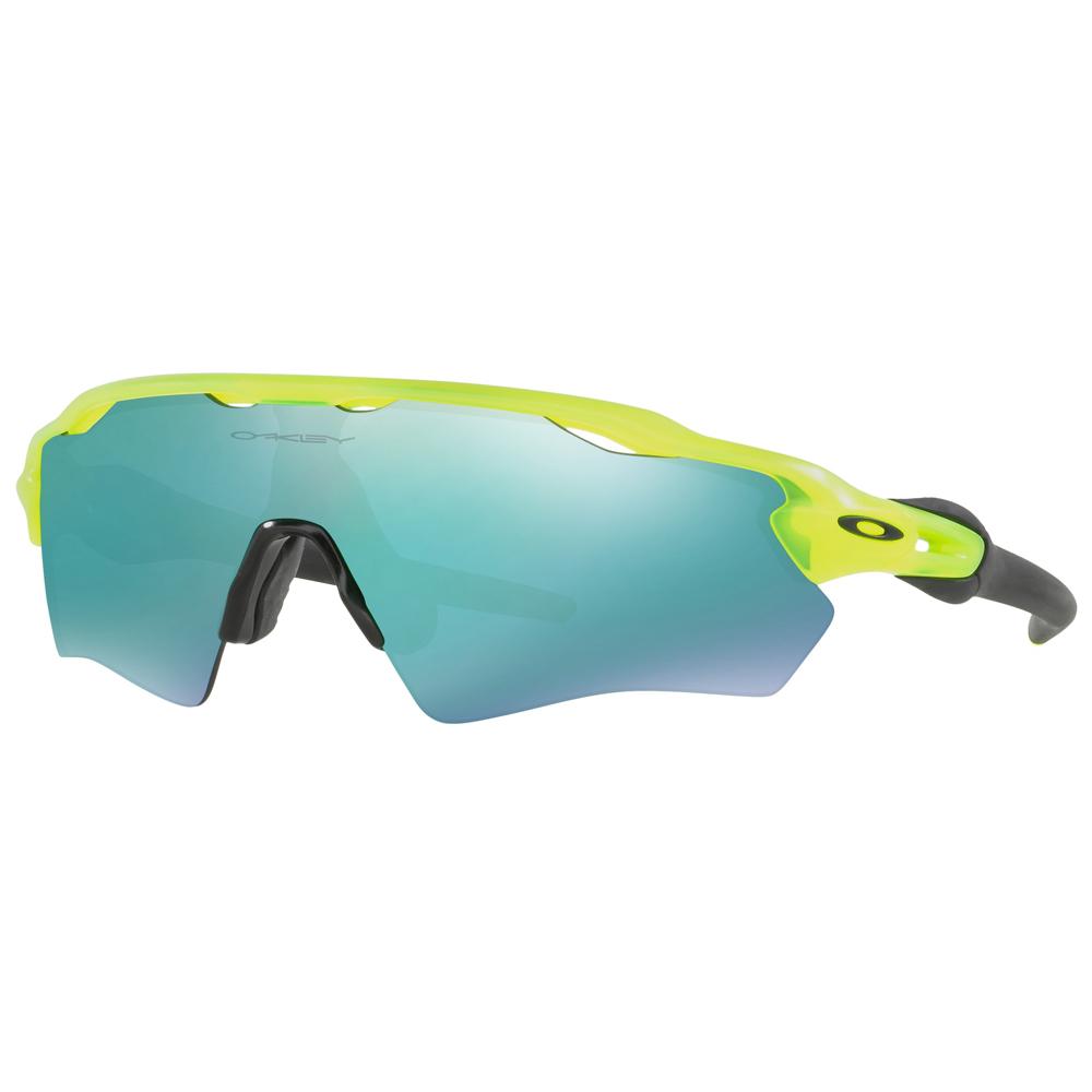 Oakley Radar EV XS Sunglasses With Jade Iridium Lens