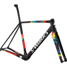 Specialized S-Works Crux Pro Disc Cyclocross Frameset 2018