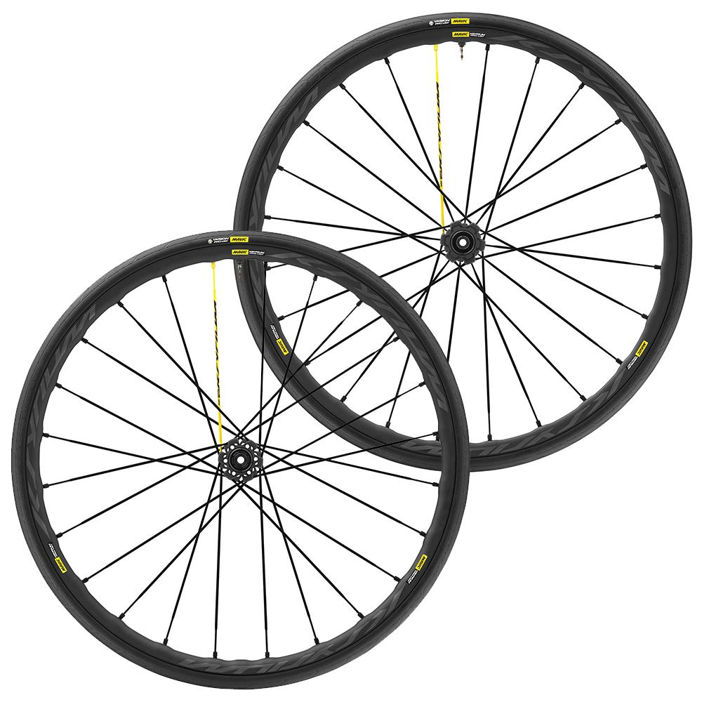 Mavic Ksyrium Pro UST Disc Centre Lock Clincher Wheelset 2020