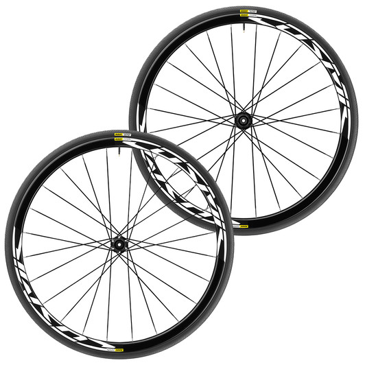Mavic Cosmic Elite UST Disc 6 Bolt Clincher Wheelset 2018