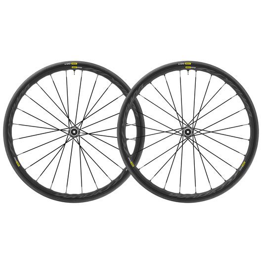 Mavic Ksyrium Elite UST 6 Bolt Disc Clincher Wheelset 2018