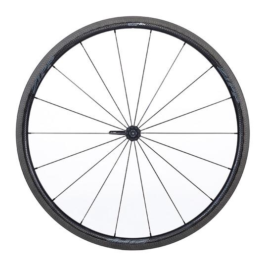 Zipp 202 NSW Carbon Clincher Front Wheel 2017