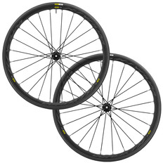 Mavic Ksyrium Elite Disc 6 Bolt Clincher Wheelset 2017