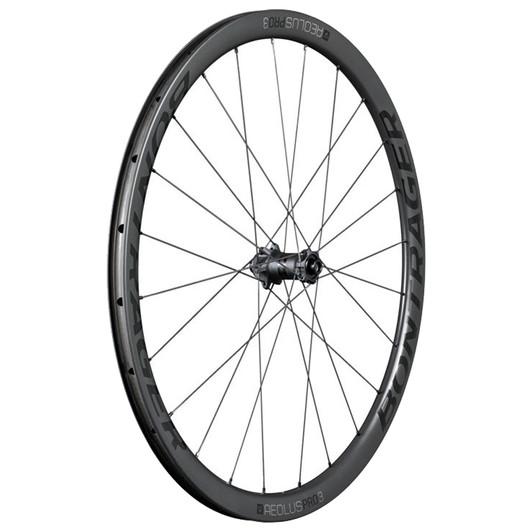 Bontrager Aeolus Pro 3 TLR Carbon Clincher Disc Front Wheel