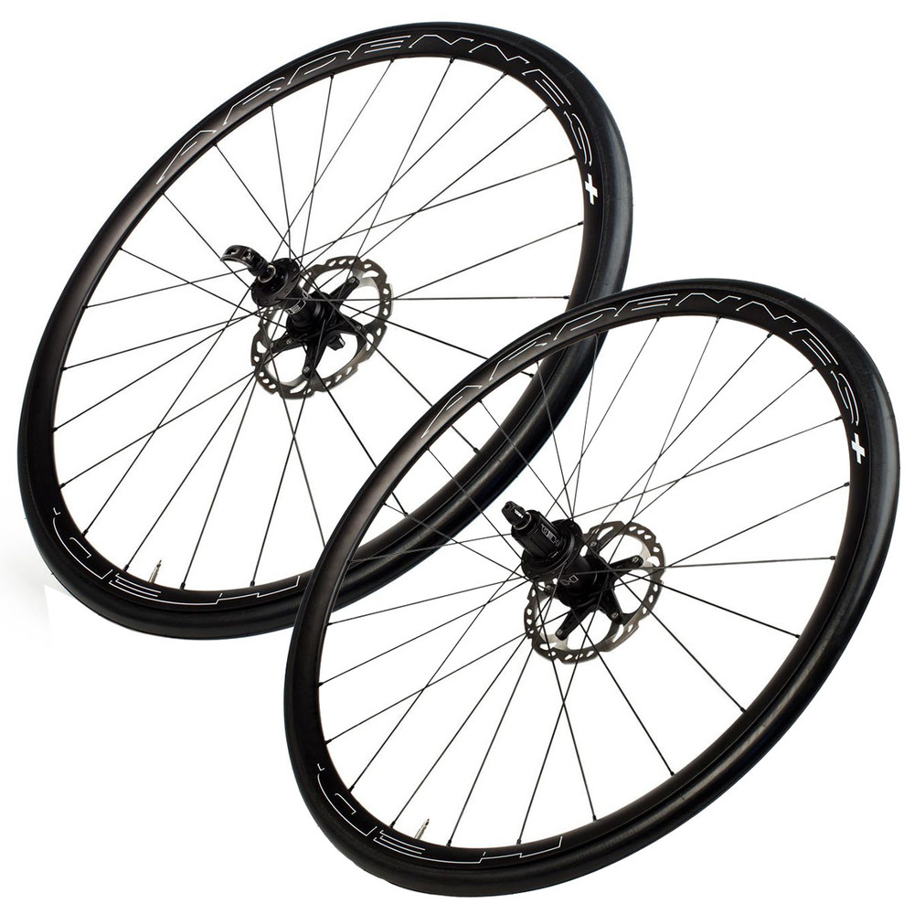 HED Ardennes Plus SL Quick Release Clincher Disc Wheelset