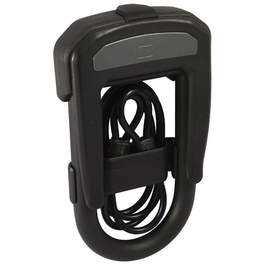 Hiplok Easy Carry DC D Lock With Cable