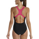 Speedo Logo Medalist Womens Swimsuit