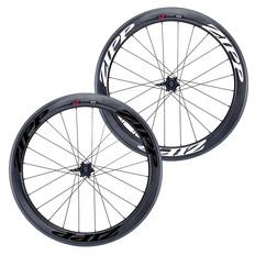 Zipp 404 Firecrest Carbon Clincher Disc Brake Thru-Axle Front Wheel