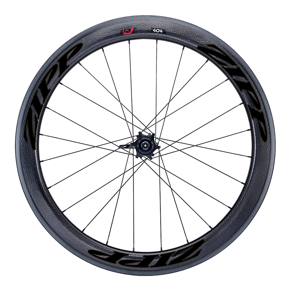 Zipp 404 Firecrest Carbon Clincher Disc Brake Thru-Axle Rear Wheel 2019