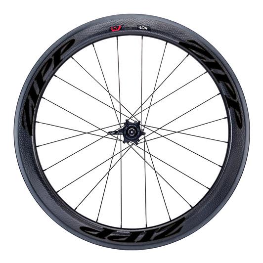 Zipp 404 Firecrest Carbon Clincher Disc Brake Thru-Axle Rear Wheel
