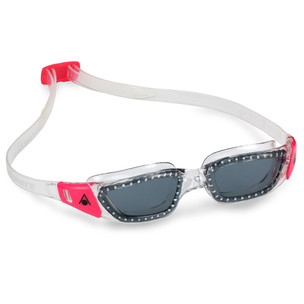 Aqua Sphere Kameleon Womens Goggle With Smoke Lens