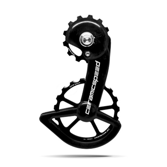 CeramicSpeed OSPW System For Shimano Dura Ace 9100 Coated